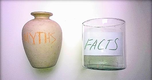 Мифы о психотерапии